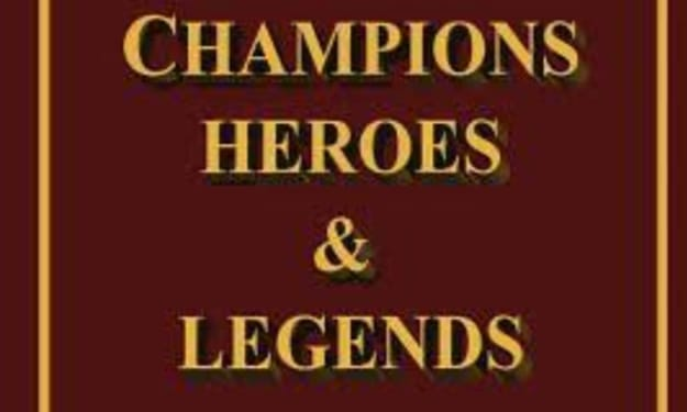 Mt. Vernon Native Compiles Sports Heroes and Legends from his Hometown