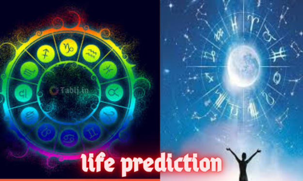 Life prediction by date of birth using Vedic astrology