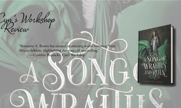 Review of 'A Song of Wraiths and Ruin' (A Song of Wraiths and Ruin #1)