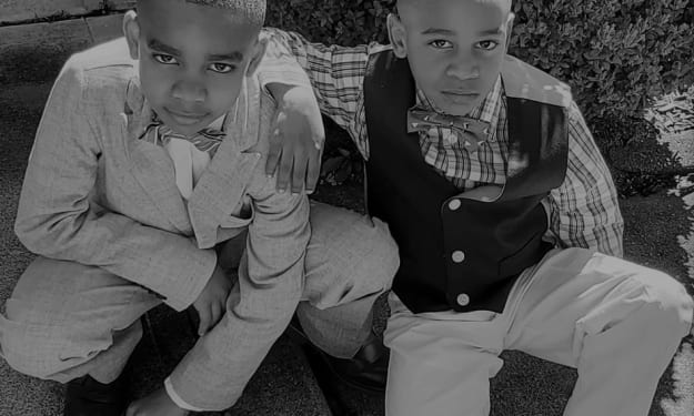 My Open Letter to My Black Sons