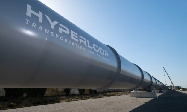 Hyperloop, the future of transport?