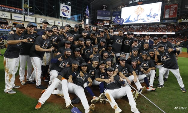 Winners in 2020: The Houston Astros?