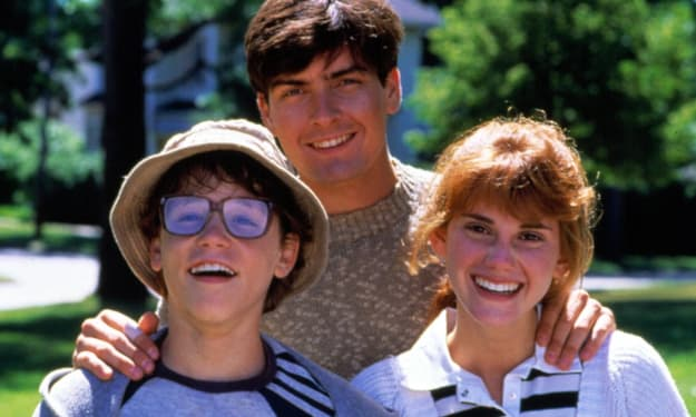 """Friends of the late Corey Haim say he was raped by Charlie Sheen in 1985 on the set of """"Lucas"""""""