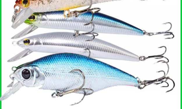 Advantages and Disadvantages of Hard lure baits