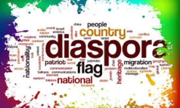 The Diaspora in Me
