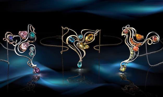 Ocean inspired jewelry