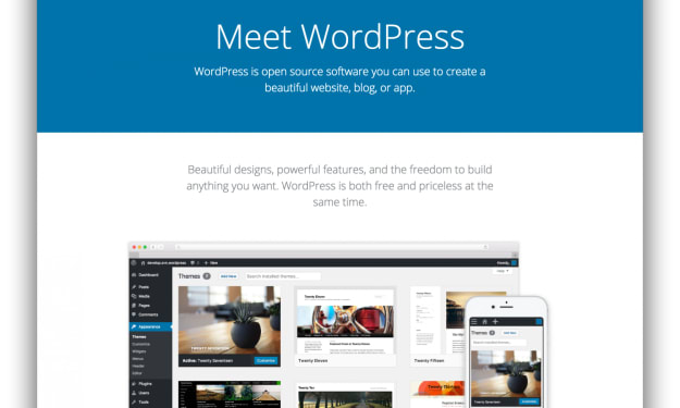 How WordPress and Bluehost are different from each other?