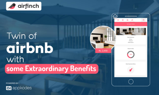 Get ahead in the online rental business with a remarkable Airbnb clone solution
