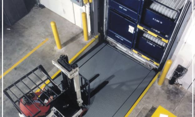 What are the 4 Specialty Dock Levelers Offered by Overhead Door Company of Austin?