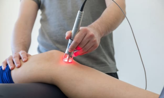 All You Need to Know About Knee Pain Laser Therapy