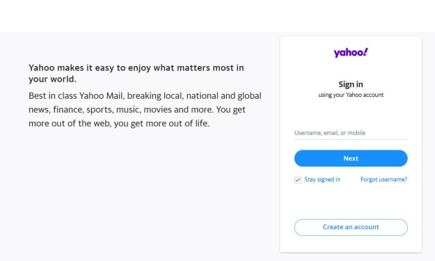 How to Sign Up, Login, Troubleshoot Basic Yahoo Issues, and Contact Yahoo Support?