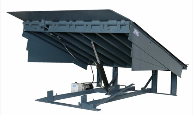 Advantages of Autodok® H Series Hydraulic Leveler