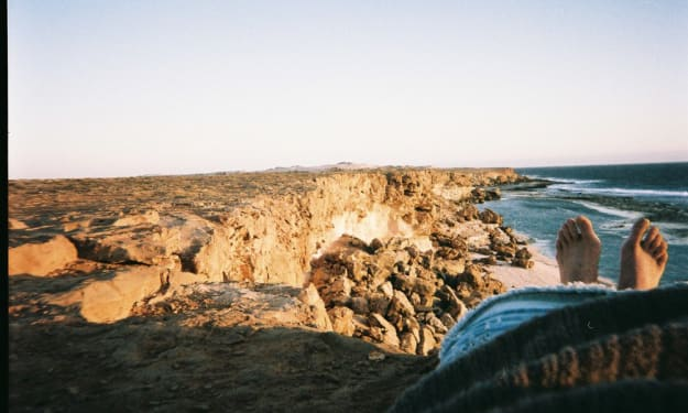 Surfing the Wild Rugged Plains of North West Australia