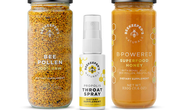 The Buzz About Beekeeper's Naturals