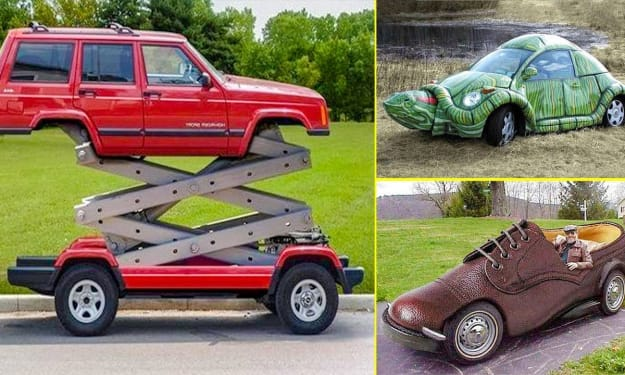 6 Most Ridiculous Reasons Why People Buy Cars