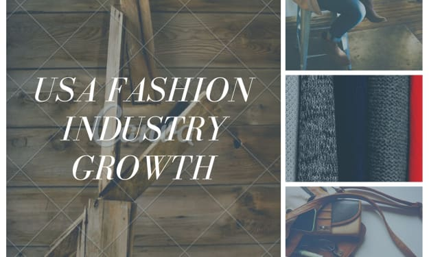 US Fashion Industry Growth Over the years