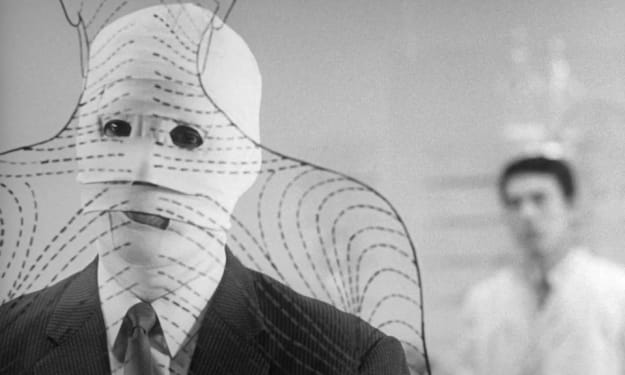 PAUSE: Under the Mask of 'The Face of Another' (1966)
