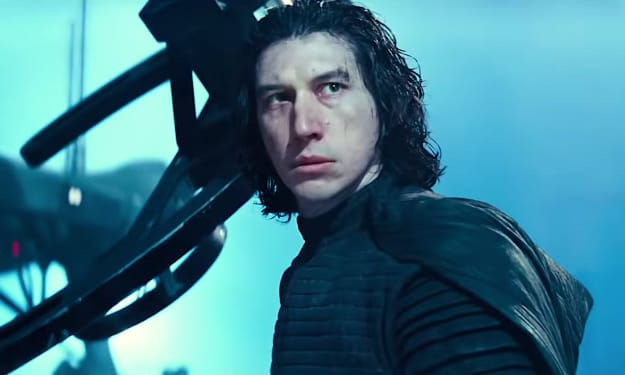 A 'Star Wars' Series Or Feature Film About Ben Solo Could Be In The Works At Lucasfilm