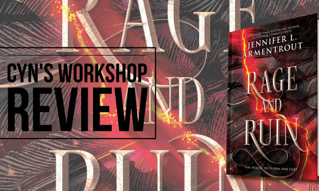 Review of 'Rage and Ruin'