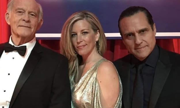 'General Hospital' gives fans more of Max Gail