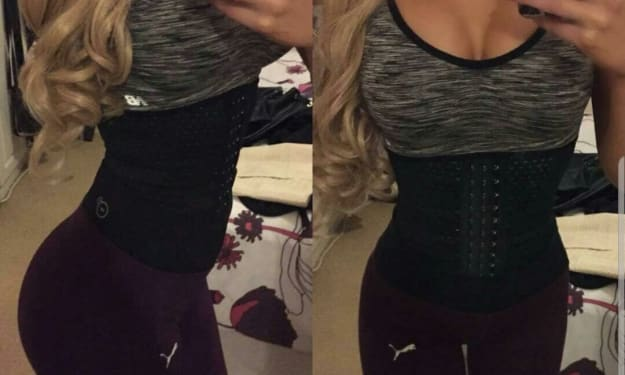 Do waist training corsets make your stomach flat?