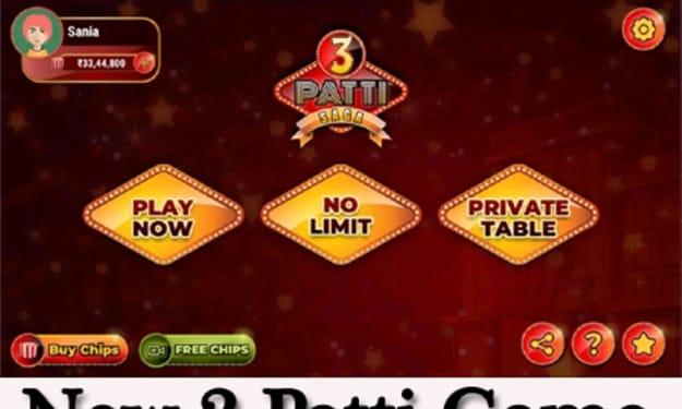 New 3 Patti Game