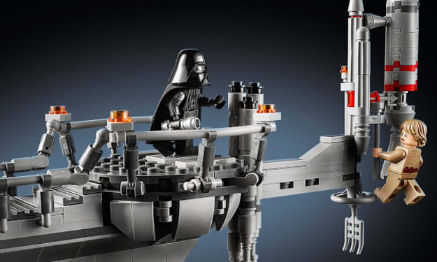 """LEGO Star Wars """"Bespin Duel"""" Set Celebrates The Moment That Changed Everything"""