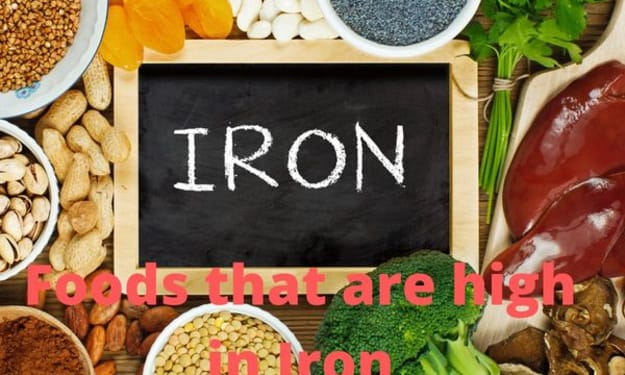 Signs you're not getting enough iron: 5 iron-rich foods to include in your diet