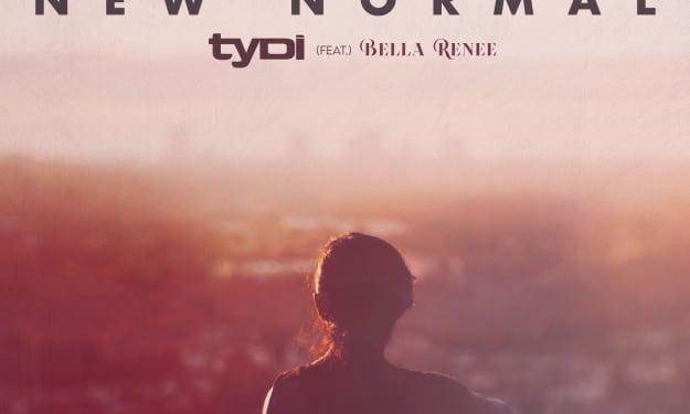 "TyDi Unleashes Powerful Anthemic Indie Dance Pop Track ""New Normal"" ft. Bella Renee"