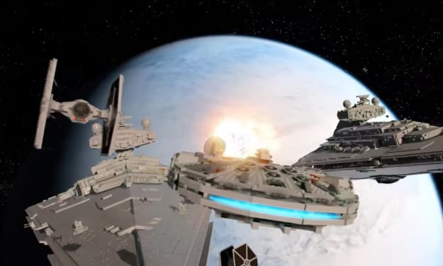 'Star Wars: Squadrons' And 'LEGO Star Wars: The Skywalker Saga' Gameplay Revealed At Gamescom