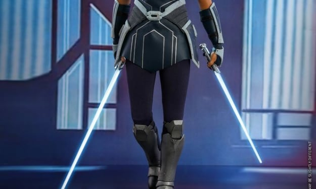 Hot Toys Reveals New Sixth Scale Ahsoka Tano And 501st Battalion Trooper Figures