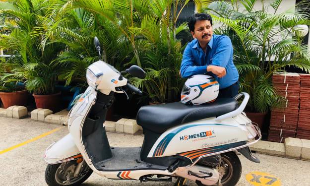 Priyatham Kumar  The Captain of Homes247.in
