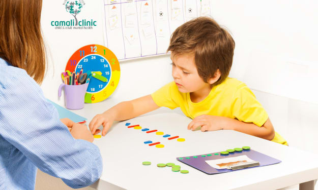 The Role Of Psychologist In Helping With Autism In Children