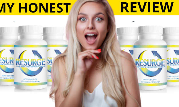 Resurge Review - {70% off on Resurge Capsules or Not}