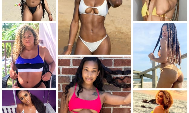 50 Hottest Summer Bods in Women's Sports & Fitness of 2020