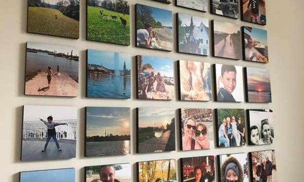 Unique Ways To Show Your Travel Memory Through Canvas Wall Art