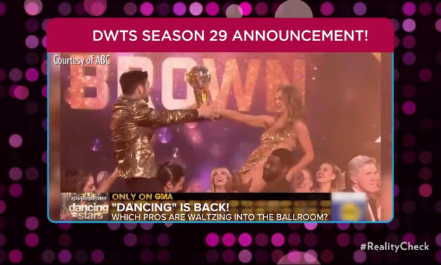 The Geek Girl's Guide to 'Dancing with the Stars' Season 29 (Part 1)