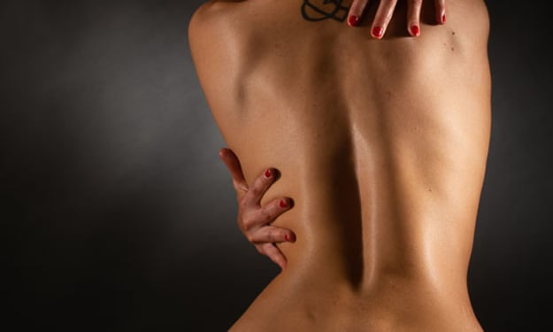 Balancing Sexuality with Sensuality