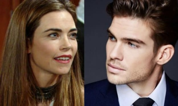 'The Young and the Restless' Victoria and Theo might heat up the screen
