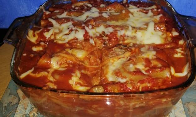 Hearty Italian Zucchini Lasagne