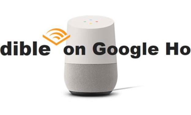 How to Play Audible on Google Home Offline