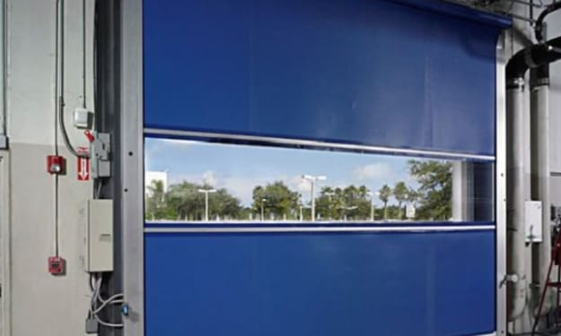 Why Install a Rytec Predadoor PD5000-NXT for Manufacturing Business in Fort Myers, FL?