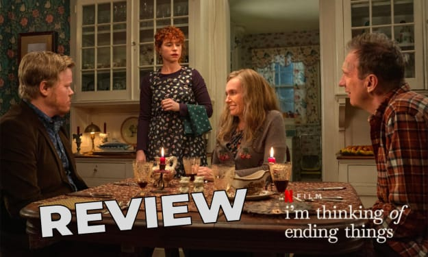 'I'm Thinking of Ending Things' Review—Um....What?