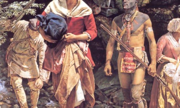 Orientalism & the American Native