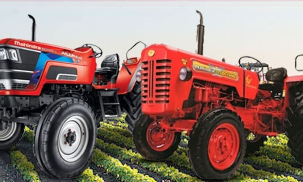 Mahindra Tractor - 7 Qualities that you need to know