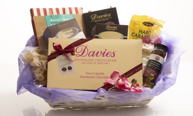Which are the factors that are decisive in the making of Davies chocolates a winner?