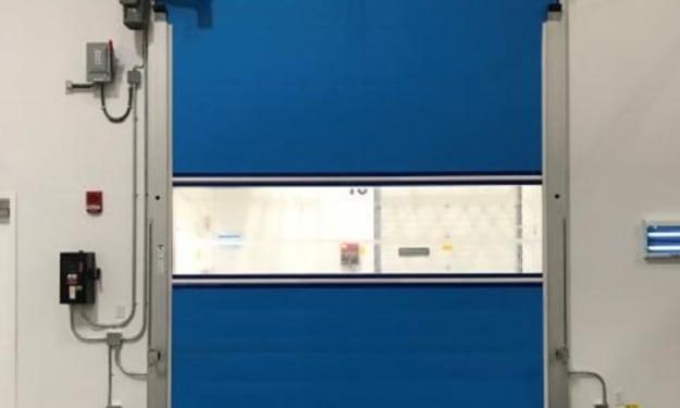 Rytec High-Performance Fabric Door in Austin, Texas
