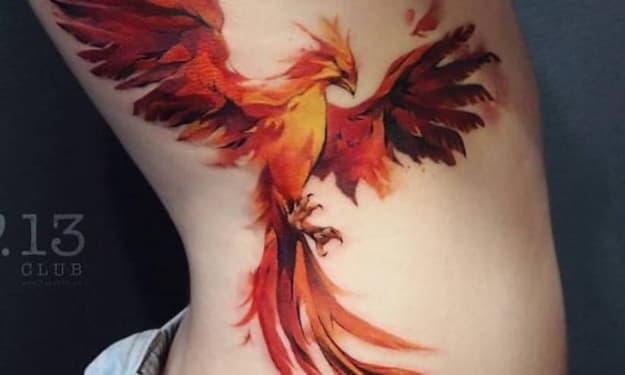 The Triumphant Tattoo