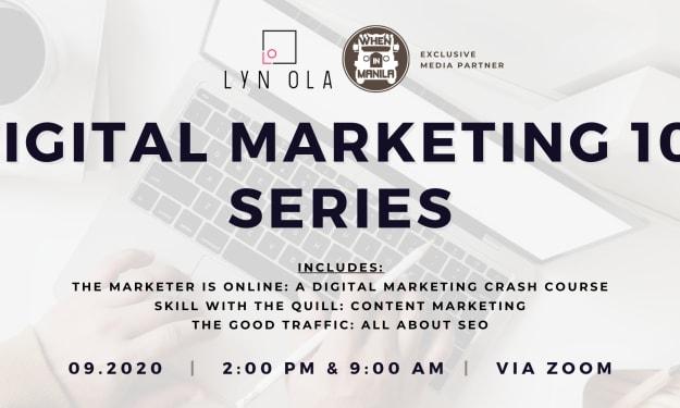 Digital Marketing 101 Series