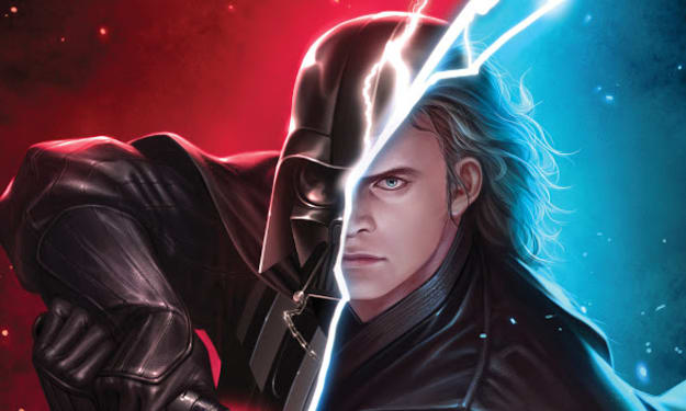 Vader Mourns Wife Padmé In Preview For Upcoming 'Darth Vader' Comic Book Issue